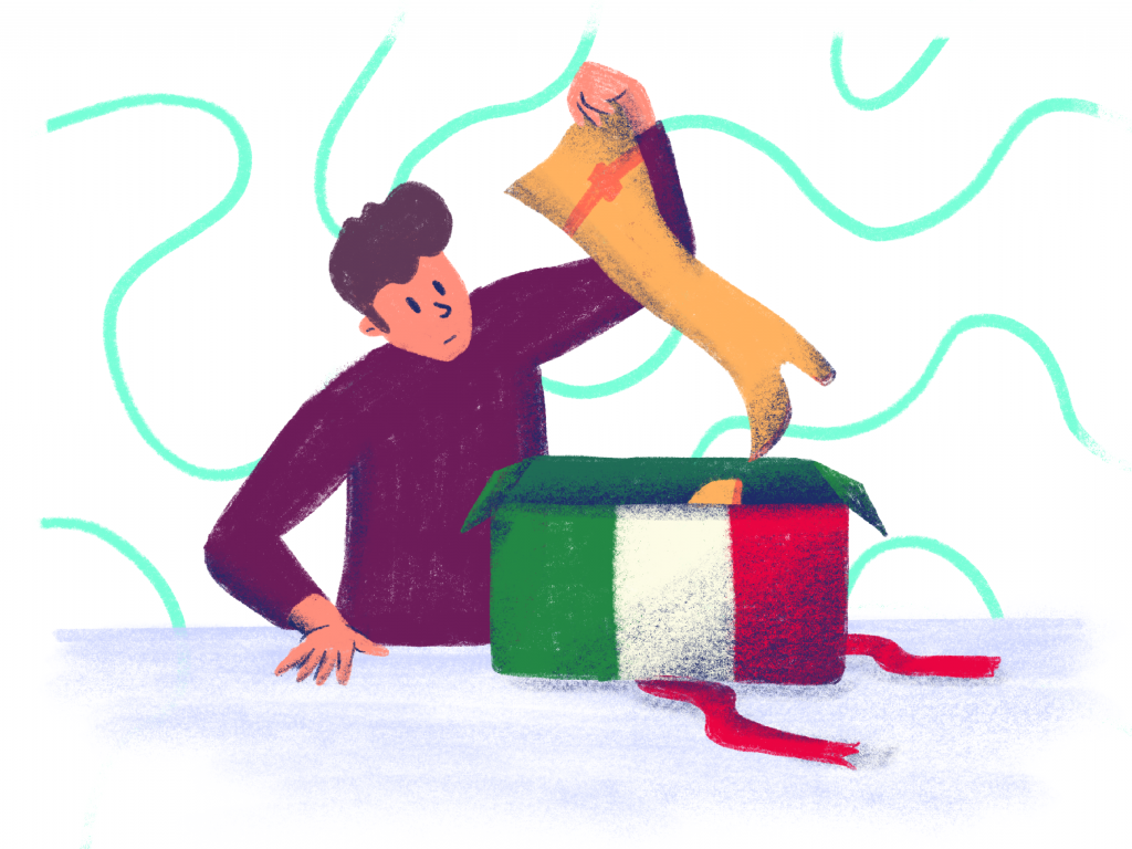 italian gift