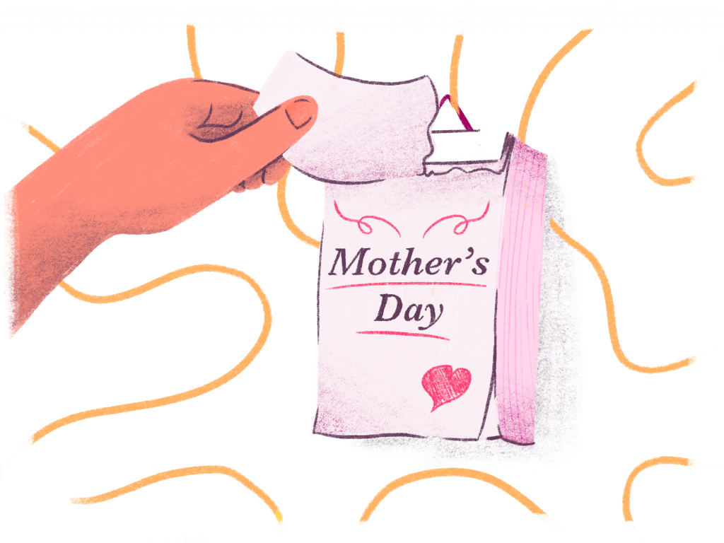 mother's day reminder